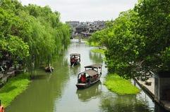 Xitang Town China Royalty Free Stock Image