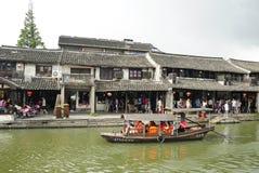 Xitang Town China Royalty Free Stock Photos