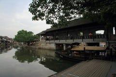 Xitang wody wioska Zdjęcia Stock