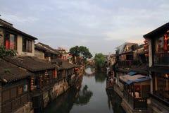 Xitang wody wioska Obrazy Stock