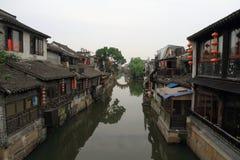 Xitang wody wioska Fotografia Royalty Free