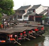 Xitangs wupengchuan Lizenzfreie Stockfotos