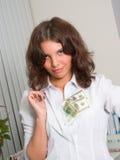 Éxito financiero. Fotos de archivo libres de regalías