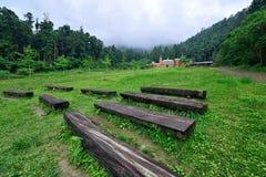 Xitou Nature Education Area, Taiwan Stock Image