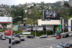 XIV Resturant Hollywood Äußere stockfoto