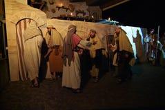 XIX Antignano Przez wydanie Crucis (PRZY) - aktu przerzedże 2007 Obrazy Stock
