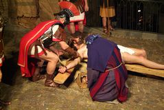 XIX Ausgabe Antignano über Tat Crucis (AN) - sondern 2007 aus Lizenzfreie Stockfotos