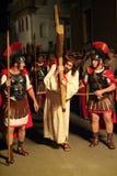 XIX a edição Antignano através do ato de Crucis (EM) - escolhe 2007 Foto de Stock