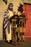 XIX edition Antignano Via Crucis (AT) -Act single 2007. Antignano (AT) -Italy: April 6, 2007: With a theatrical setting, Antignano (asti), April 6, 2007 Stock Photography