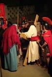 XIX la edición Antignano vía el acto de Crucis (EN) - escoge 2007 Imagen de archivo