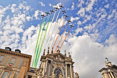 XIX National Gathering of Italian Air Force Stock Photo