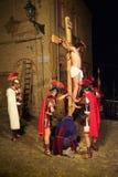 XIX uitgave Antignano via Crucis (AT) - het Akte kiest 2007 uit Stock Foto