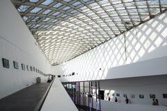 Xixi Museum binnen Royalty-vrije Stock Fotografie