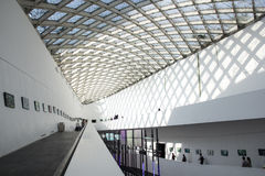 Xixi Museum inside Royalty Free Stock Photography