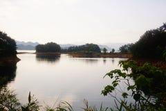 Xixi nationaler Sumpfgebiet-Park lizenzfreies stockfoto