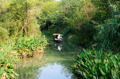 Xixi Sumpfgebiet-Park Hangzhou lizenzfreie stockfotografie