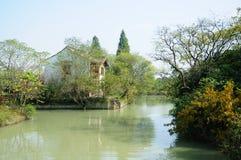 Xixi Sumpfgebiet-Park Hangzhou lizenzfreies stockbild