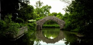Xixi wetland. Of green wetlands, ecological paradise, lungs of the city, the beautiful scenery, natural ecological park Royalty Free Stock Images