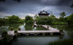 Xixi wetland. Of green wetlands, ecological paradise, lungs of the city, the beautiful scenery, natural ecological park Royalty Free Stock Photos