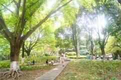 Xixiang Park Stock Photo