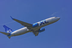 XL Airways Boeing 737-800 Stock Photos