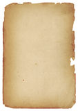 XL-alte antike Papierbeschaffenheit Lizenzfreie Stockfotos