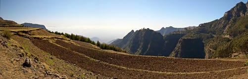 XL ethiopian panorama Royalty Free Stock Photo