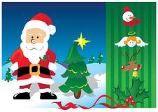 XMAS圣诞节 库存照片