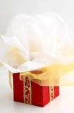 xmas подарка коробки Стоковая Фотография RF