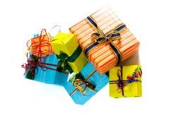 xmas подарков Стоковые Фото
