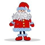 Xmas Санта Клауса Бесплатная Иллюстрация