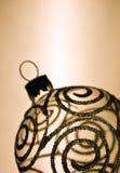 xmas шарика Стоковое фото RF