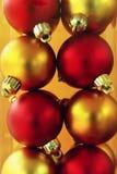 xmas шариков Стоковые Фото