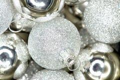 xmas шариков Стоковое Изображение RF