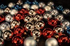 xmas шариков Стоковая Фотография RF