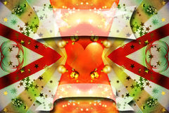 Xmas Abstract Royalty Free Stock Image