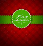 Xmas back. Vector illustration of Xmas back Royalty Free Stock Photography