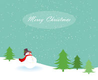 Xmas back. Vector illustration of Xmas back Royalty Free Stock Photos