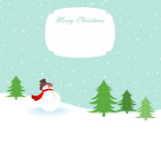 Xmas back Royalty Free Stock Images