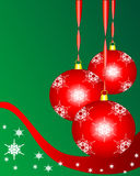 Xmas background Royalty Free Stock Image