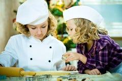 Xmas bakery Royalty Free Stock Images