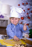 Xmas bakery Royalty Free Stock Photos