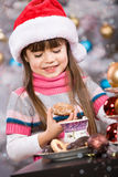 Xmas bakery Stock Images