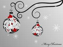 Xmas ball Royalty Free Stock Image