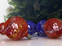 Xmas ball Stock Images