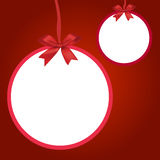 Xmas ball for Chrismas festival. Royalty Free Stock Photos