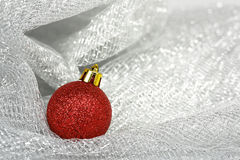 Xmas ball Stock Photos
