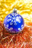 Xmas balls . Royalty Free Stock Photography