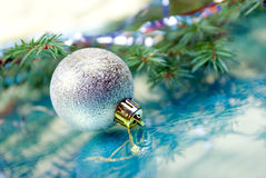 Xmas balls .christmas Stock Images