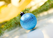 Xmas balls .christmas Royalty Free Stock Photography